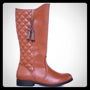 Ginger riding boots 1